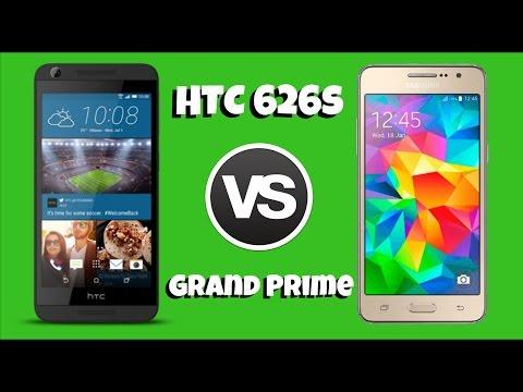 HTC 626s vs Grand Prime ; Cual es mejor opcion en 2017 | ENTec |