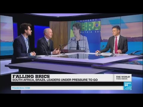 Falling BRICS: South Africa and Brazil leaders under pressur