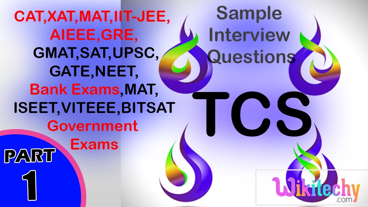 Tcs interview questions for mba hr