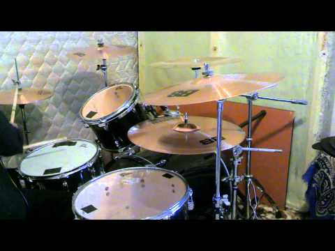 Lay Phyu - a mel lite a kah (drum cover)