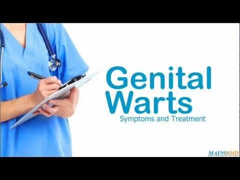 Genital Warts ¦ Treatment and Symptoms