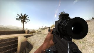 Insurgency Gameplay English The Best Camper Spot Defending Alpha in Buhriz
