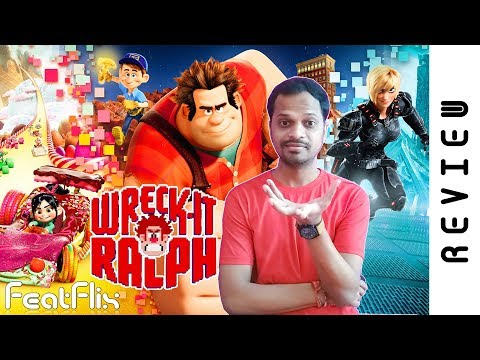 Wreck-It Ralph (2012) Animation, Adventure, Comedy Movie Review In Hindi | FeatFlix