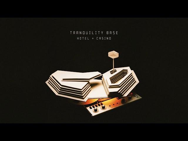 Arctic Monkeys - Science Fiction (Official Audio)