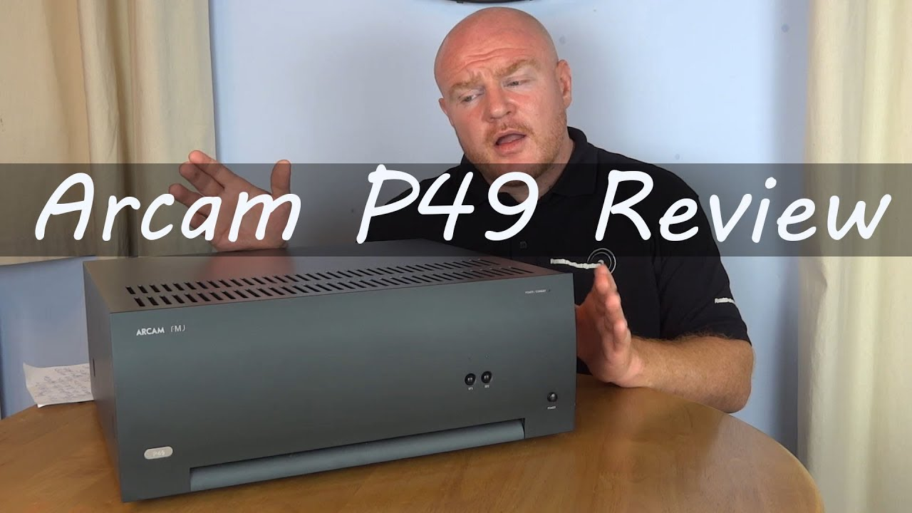 Arcam P 49 Full Review - A Class G Stereo Power Amplifier