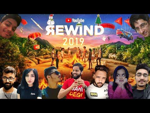 Indian Streamers 2019 Rewind