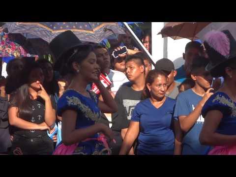 Guadalupe Carcamo 1°Lugar banda y cachiporristas Concurso de bandas  San Vicente 2017