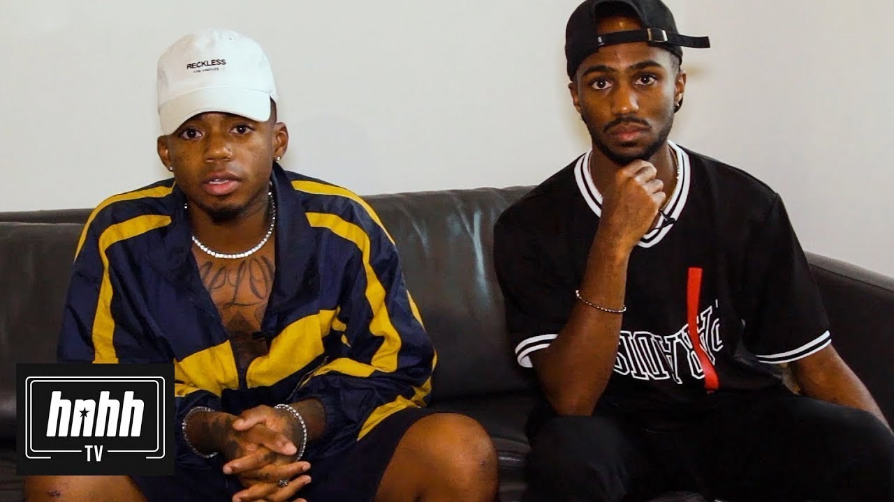 THEY. Speak on Guitar Influence in Hip-Hop, Ghostwriting & More Interview