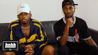 THEY. Speak on Guitar Influence in Hip-Hop, Ghostwriting & More (HNHH Interview 2018)
