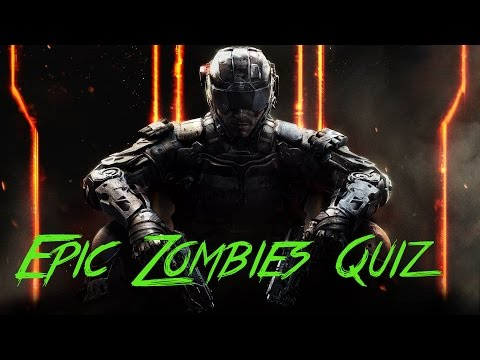 Call Of Duty Zombies Quiz