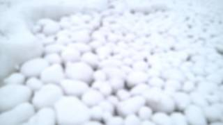 كرات ثلج عملاقة تغطي سيبيريا «فيديو»