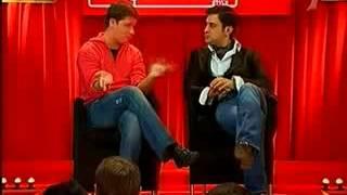 Гарик Харламов и Гарик Мартиросян в Comedy Club Kyiv Style