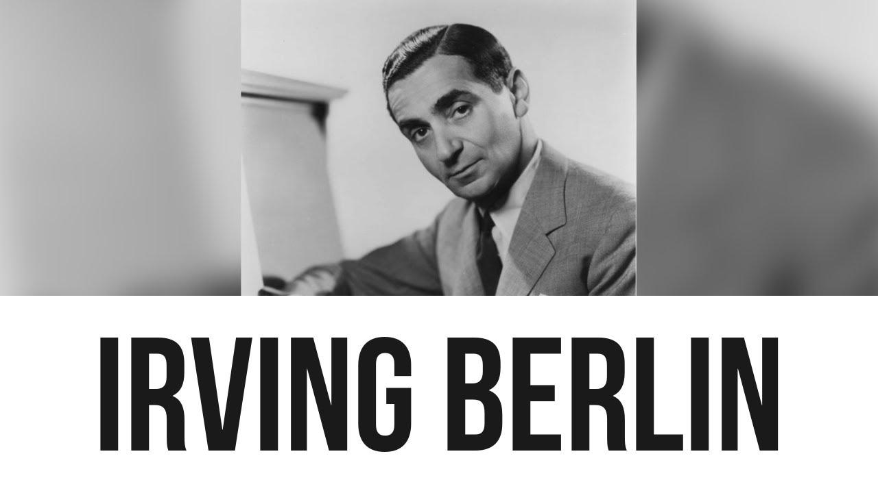 irving berlin history