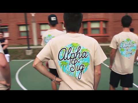 Alpha Sigma Phi | Quinnipiac University Fall Rush 2017