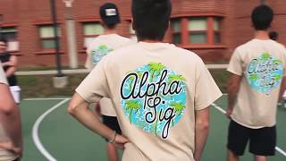 Alpha Sigma Phi | Quinnipiac University Fall Rush 2017