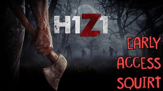 H1Z1 - The Arsehole Apocalypse