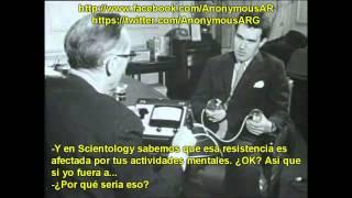 Scientology (Cienciología) Una Fe A La Venta 1 (Scientology A Faith For Sale, 1968)