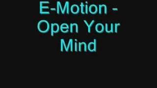 Baixar E-Motion - Open Your Mind