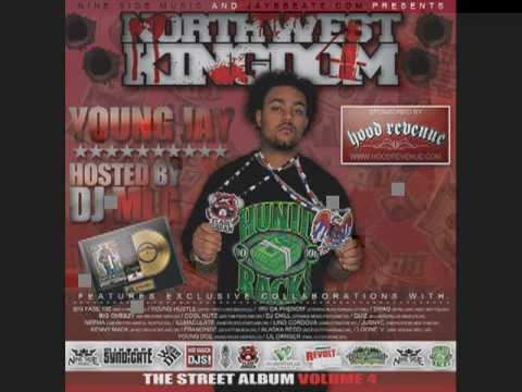 Young Jay feat. Outrageous, LoonE' V. Couldn't Get Far-Northwest Kingdom Volume 4 FREE DL