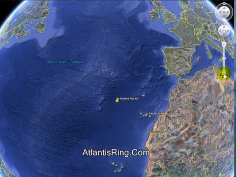 how to see underwater with google earth