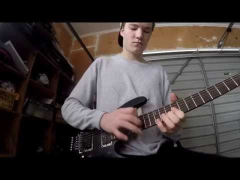 King of Sorrow - August Burns Red (Solo...