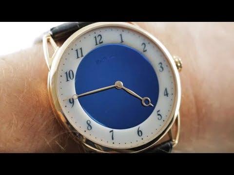 De Bethune DB25 Midnight Blue (DB25XPARV2) Luxury Watch Review