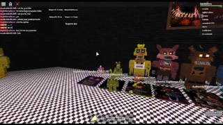 Roblox Episode 1 FN@F4 RP