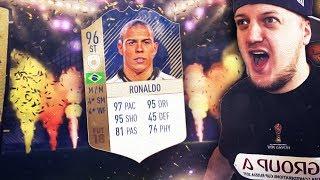 FIFA 18 - РОНАЛДО И РОНАЛДУ В ПАКАХ // 3 ИНФОРМА И ВОЛКАУТ