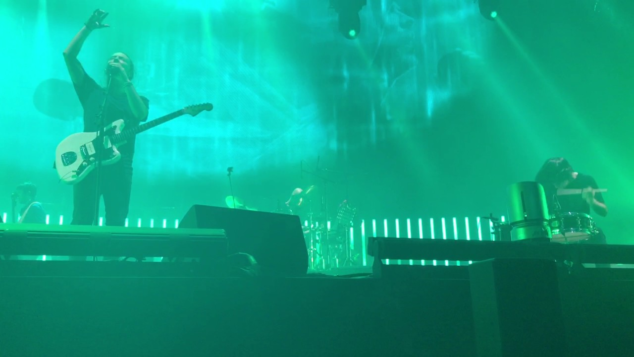 Radiohead - Nude (Kansas City, MO April 5th, 2017) - YouTube