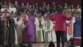 Come Thou Almighty King - Rev. Timothy Wright & The New York Fellowship Mass Choir