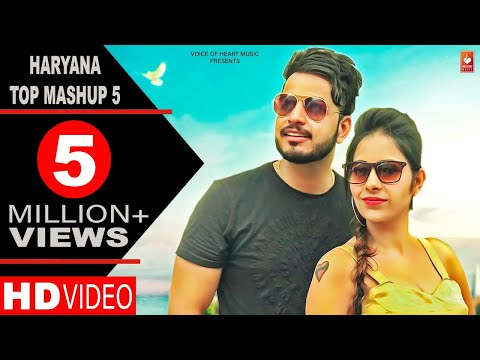 Haryanvi Top Mashup 5 | Gaurav Bhati, Ishika Tomar | New Haryanvi Dj Songs Haryanavi 2018 | #HTM5