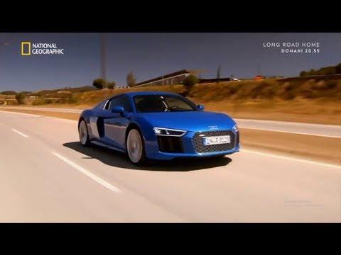Supercar, Macchine da sogno: Audi R8