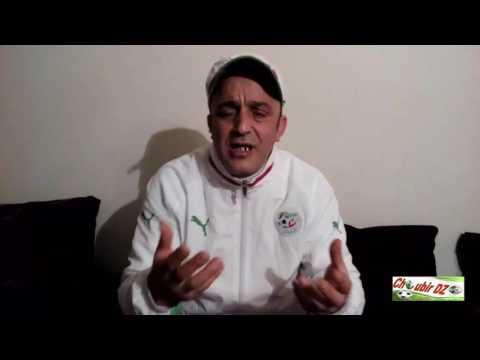 شوف راي  شوبير حول  مباراة الجزائر و تونس