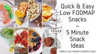 A low fodmap diet can feel restrictive and overwhelming. i hope today's recipes help to show that you don't need do without your comfort food fix. from mu...