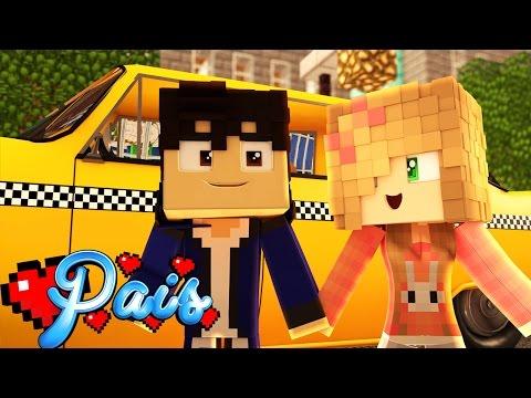 Minecraft : VIAGEM COM NAMORADINHA !!! #23 ( Minecraft Pais)