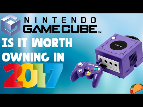 Should You Buy a GameCube in 2017? | Nintendo GameCube Buying Guide