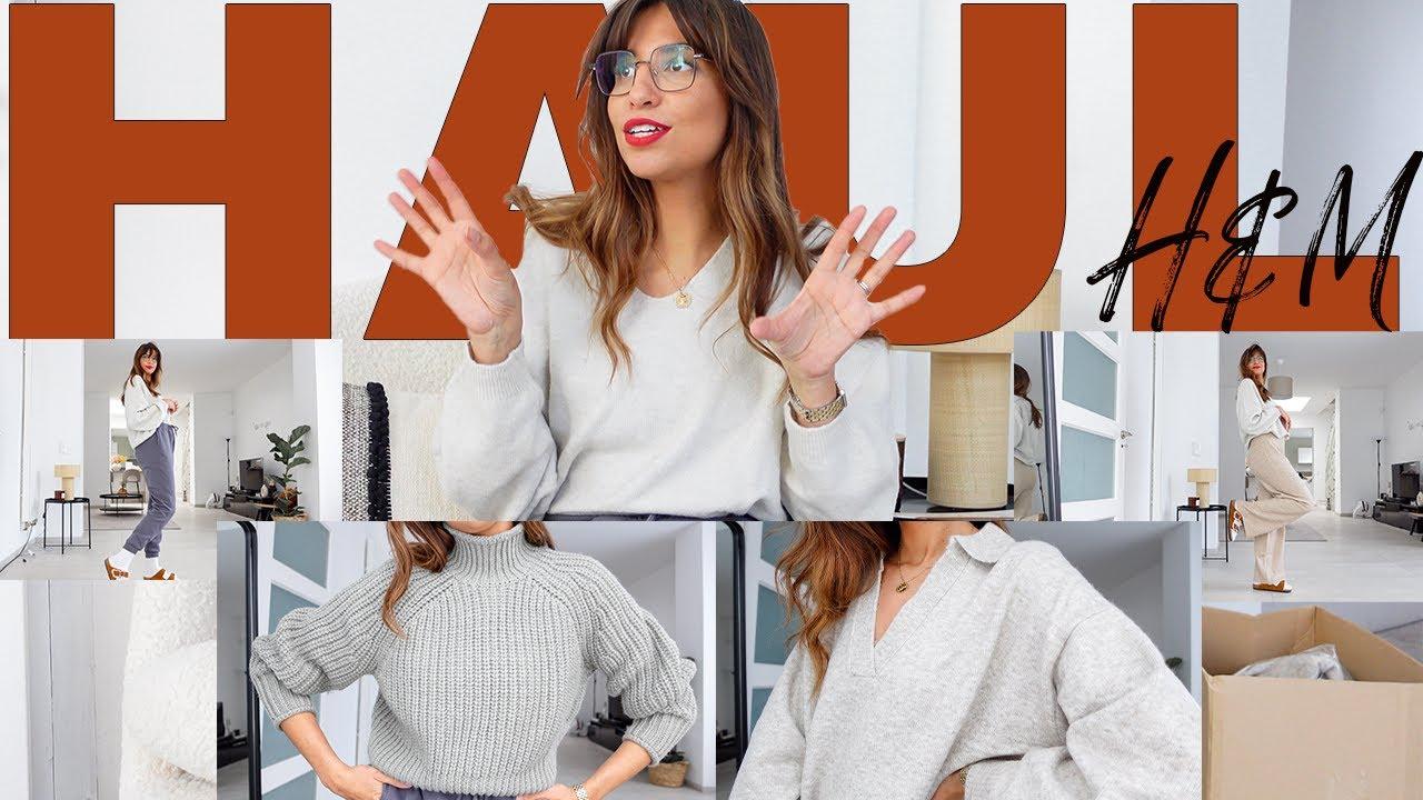 Download HAUL   HAUL H&M ET ESSAYAGES   PULLS, MAILLES ET DECO   ROSEANDMUSC