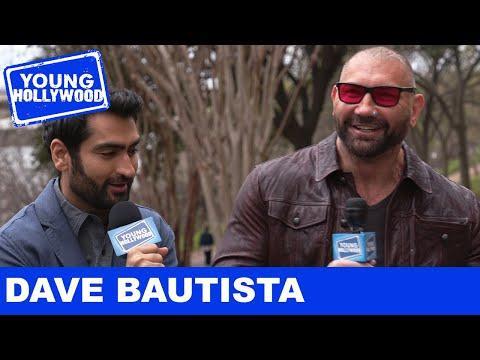 Dave Bautista Talks Final Wrestlemania Match Against Triple H!