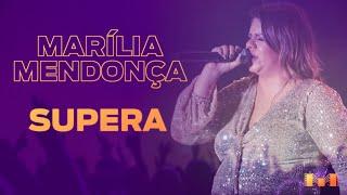Marília Mendonça - Supera (Maratona da Alegria) #FMODIA