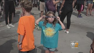 Even Little Viewers Thought The Eclipse Was Pretty Cool