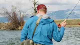 Simms Presents, JP – An Angler