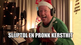 Slijptol maakt bizar goede kerstkraker ft. André Pronk