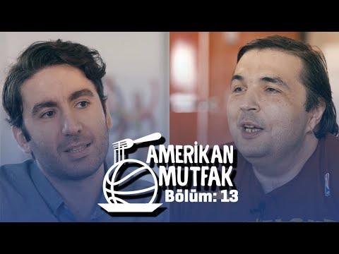 Konferans Finalleri Bölüm 2, Luka Doncic'in NBA'deki Geleceği | Amerikan Mutfak #13