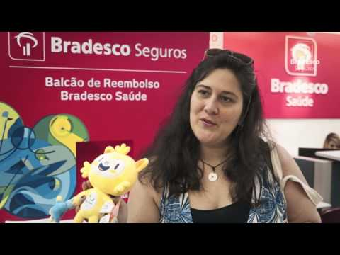 Balcão de Reembolso Bradesco Saúde   Rio 2016