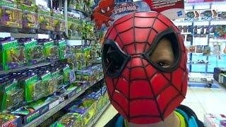 VLOG поход в детский магазин игрушки Черепашки Ниндзя Shopping children's store Cars TMNT Star wars(, 2015-03-14T12:02:48.000Z)