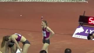 Чемпионат России. Бег 400 метров, женщины. Финал