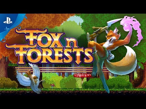 FOX n FORESTS – Launch Trailer | PS4