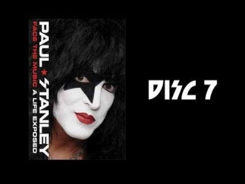 """""""Face the Music"""" by Paul Stanley Disc 7"""
