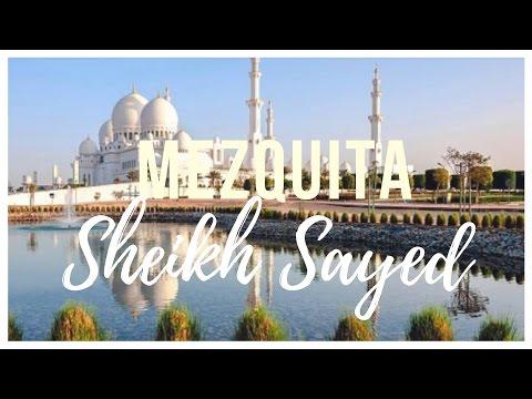 GRAN MEZQUITA DE ABU DHABI | Viajeros Sin Rumbo | Vlog #8