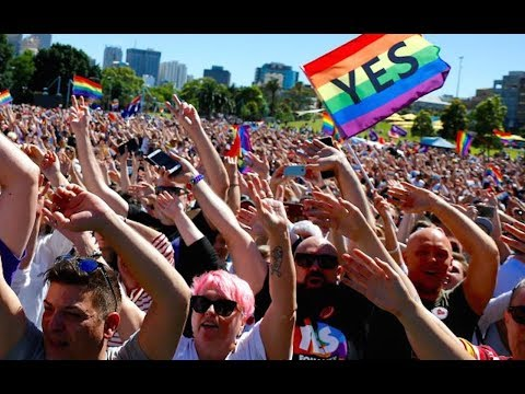 Australia Votes On Gay Marriage